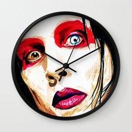 M. Manson Wall Clock