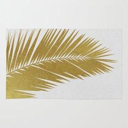 Palm Leaf Gold I Rug