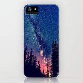 Milky Way IV iPhone Case