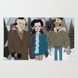 Groundhog Day Rug