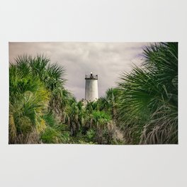 Egmont Key Lighthouse Rug