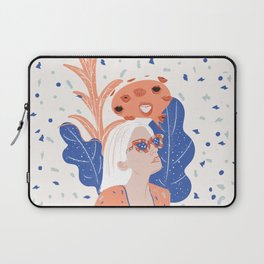 Thinkin About Kissin You Laptop Sleeve