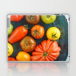 Various heirloom tomatoes Laptop & iPad Skin
