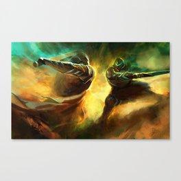 The Way of Kings: Shard Bearers Canvas Print