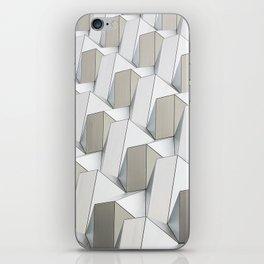 Pattern cubism iPhone Skin