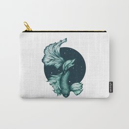 The Splendid Green Waters Carry-All Pouch