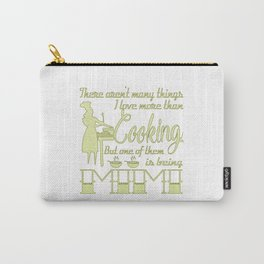 Cooking Mimi Carry-All Pouch