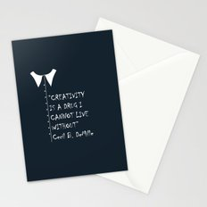 QUOTE-4 Stationery Cards