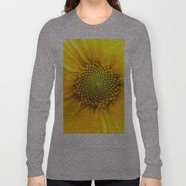 sunflower light Long Sleeve T-shirt
