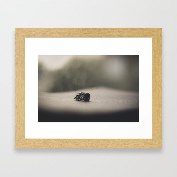 Little Secret Box (2) Framed Art Print