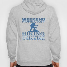 WEEKEND FORECAST HIKING Hoody