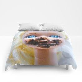Chica chocoholica Comforters