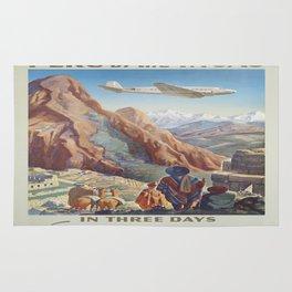 Vintage poster - Peru Rug