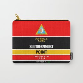 Southern Most Point, Key West, Florida/サザン・モスト・ポイント Carry-All Pouch
