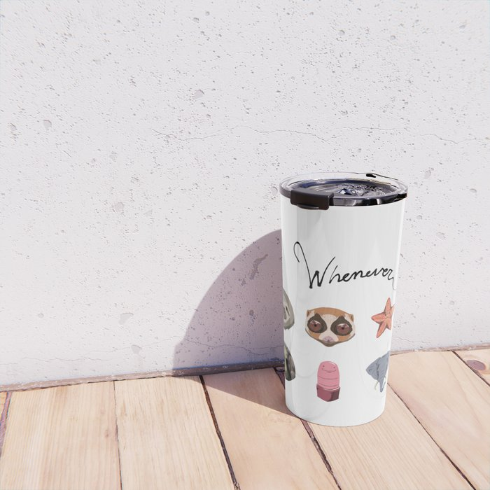 Slow Animals Travel Mug
