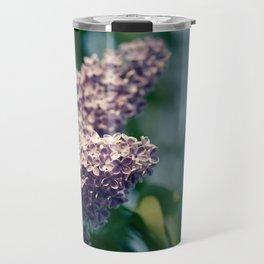 Syringa vulgaris lilac Travel Mug