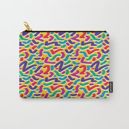 Parade of Colours Carry-All Pouch