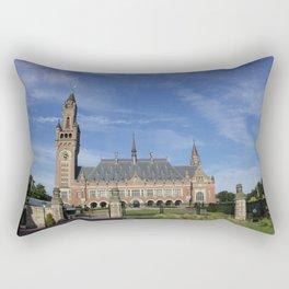 peace palace Rectangular Pillow