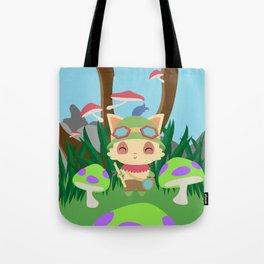 TEEMO Tote Bag