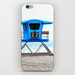 Lifeguard iPhone Skin