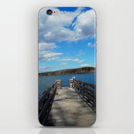 Burke Lake Virginia iPhone Skin
