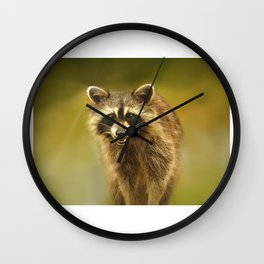 Beautiful Wildlife Wall Clock