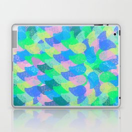 Colorful Scales Laptop & iPad Skin