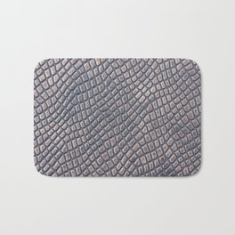 Small marbles pattern Bath Mat