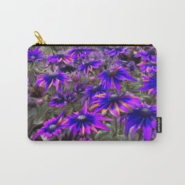 A Rainbow of Daisies Fine Art Poster and Cards Carry-All Pouch