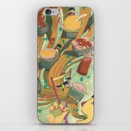 Dim Sum  iPhone Skin