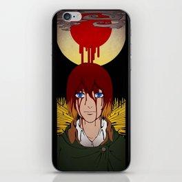 Shingeki no Kyojin - Armin card iPhone Skin