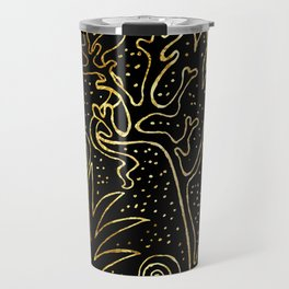 forest of pure gold Travel Mug