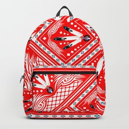 Deeds Well Done Backpack