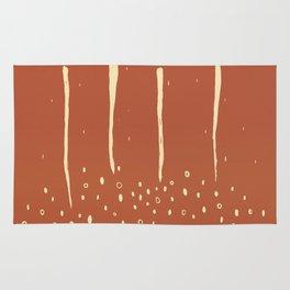 Rain and Soil_earthtone Rug