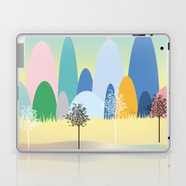 The House on the Hill Laptop & iPad Skin