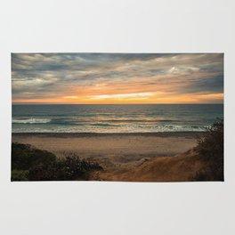 South Carlsbad State Beach Rug