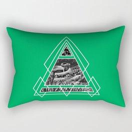 Art Snake Rectangular Pillow