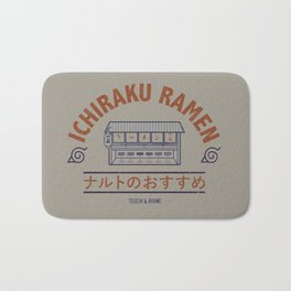 Ichiraku Ramen Bath Mat