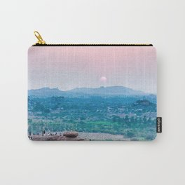 Sunset in the Lost World Carry-All Pouch