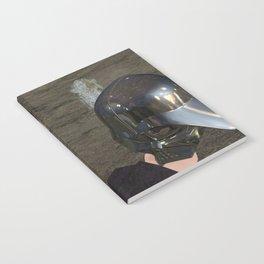 War stars: Yorick or Vader Notebook
