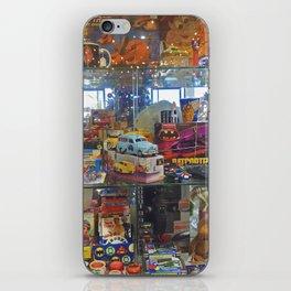 vintage store iPhone Skin