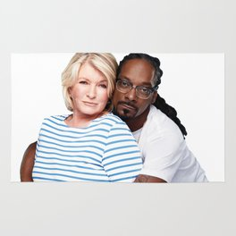 Martha & Snoop Rug