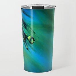 Dandelion Whispers Travel Mug