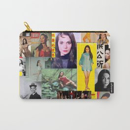 Nancy Kwan, Original Slaysian. Carry-All Pouch