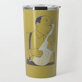 Charlie Parker Travel Mug