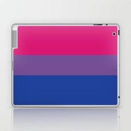Bisexual Flag Laptop & iPad Skin