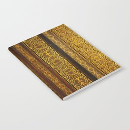 Looking up in the Alhambra Notebook