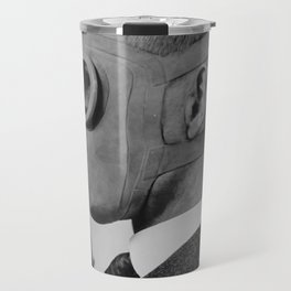 Classic gas mask Travel Mug