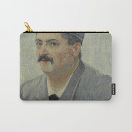 Portrait of Etienne-Lucien Martin Carry-All Pouch