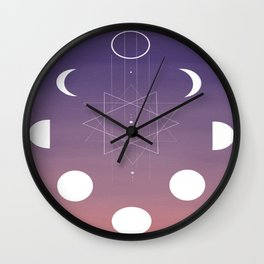 Phased Wall Clock
